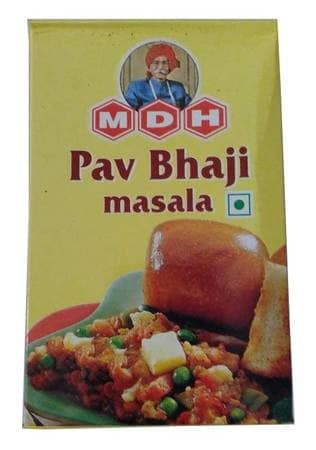MDH Pav Bhaji Masala - 100 Gm