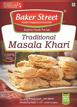 baker street traditional masala khari 150 gm