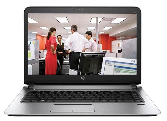 HP ProBook 440 G3 Notebook PC V3E80PA 35.56 Cm (14) Laptop (4 GB, 500 GB, Intel Core I5, Windows 7 Professional)
