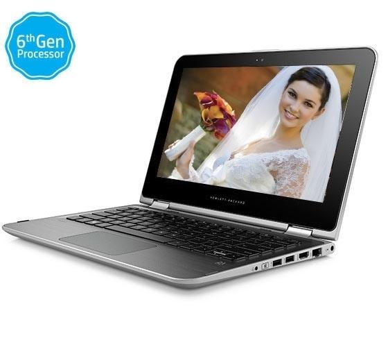 HP Pavilion X360 - 13-s102tu Laptop Natural Silver [T0Y58PA]