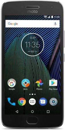 Moto G5 Plus (32 GB, Lunar Grey)