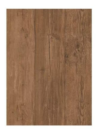 York Wallcoverings Fk3931 Lake Forest Lodge Wide Wooden Planks Wallpaper, Brown