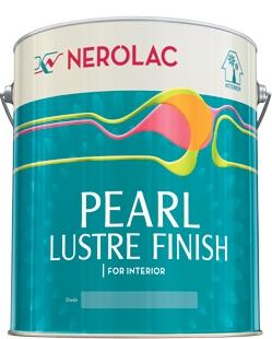 Nerolac Beauty Silver Paint - Neutral (10 Litres)