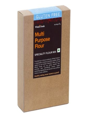 Whole Foods Gluten Free Multi Purpose Flour