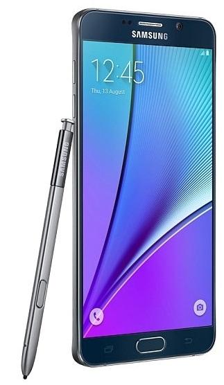 Samsung Galaxy Note 5 32GB BLACK SAPHIRE (SMART VALUE)