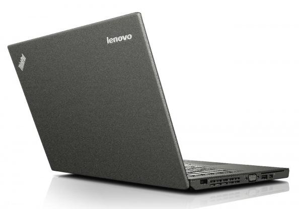 Lenovo Thinkpad X250 5th Gen Lightweight Laptop Black [20CLA0EBIG]