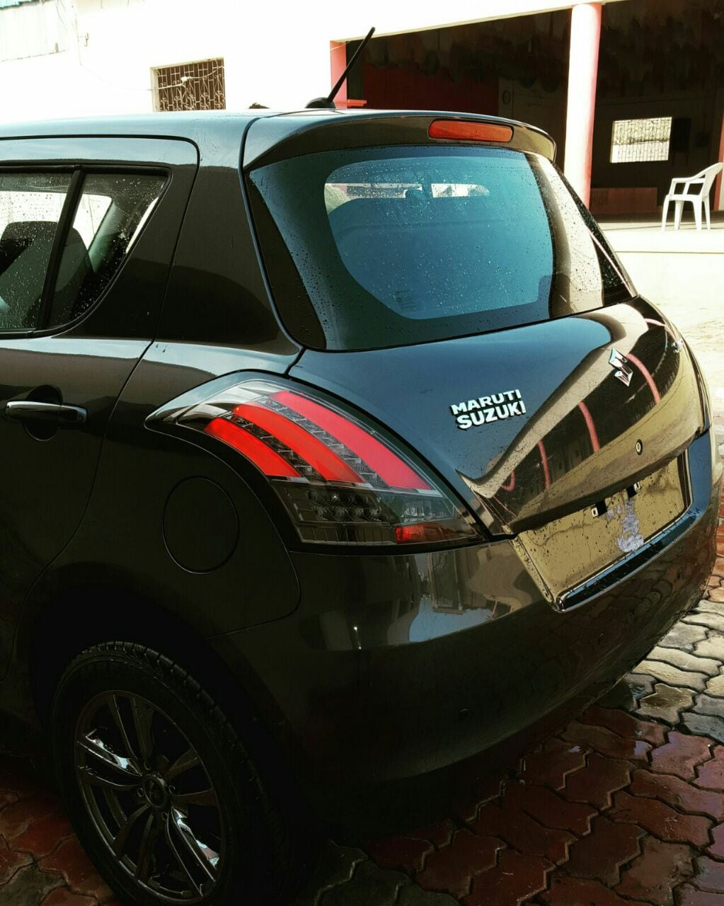 Swift Taillamps
