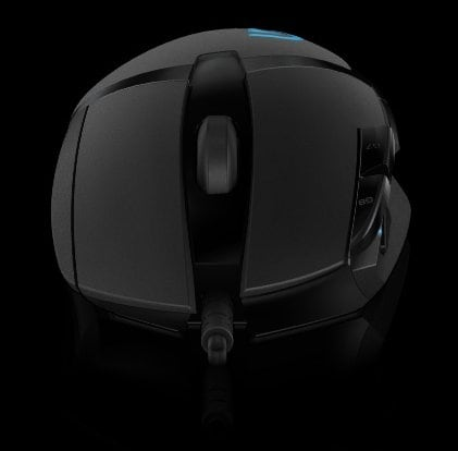 Logitech Hyperion Fury Gaming Mouse [G402]