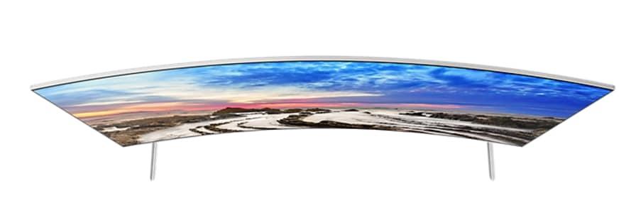 Samsung 165 Cm (65) Series 7 UA65MU7500KLXL Curved Television