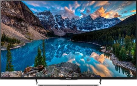 Sony Bravia KDL-50W800D 126cm (50 Inches) Full HD 3D Android LED TV -  Android TV - Maharashtra Electronics