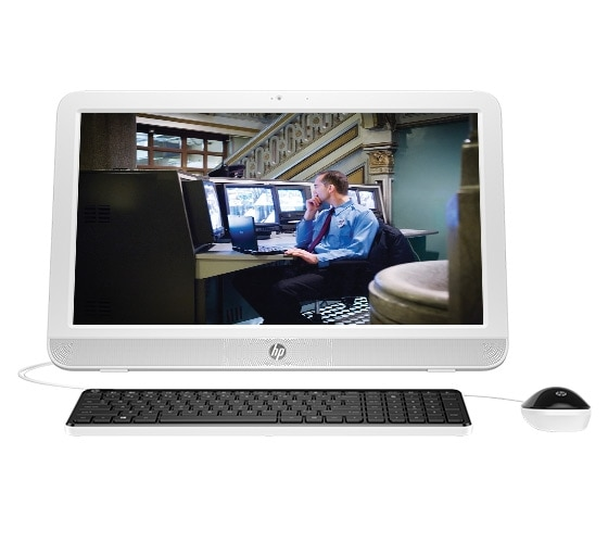 HP All-in-One - 20-e101il [T0Q91AA]