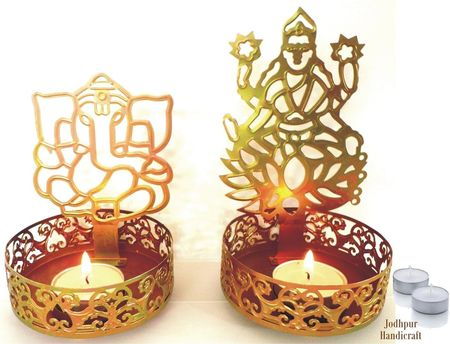 Antique Handicraft Shadow Diya