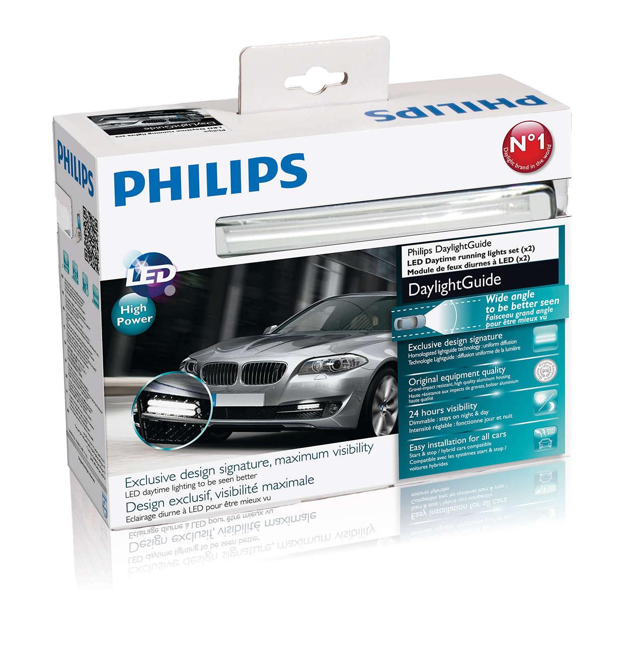 Philips LED Daytime Running Lights LED