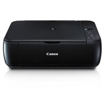 Canon PIXMA MP287 Inkjet Multi Function Printer Black