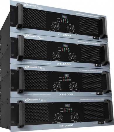 Proton 1250 Watts Amplifier [XT3000] - Amplifiers - Karamsar