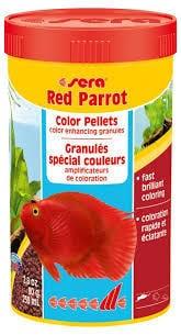 Sera Red Parrot 330gm