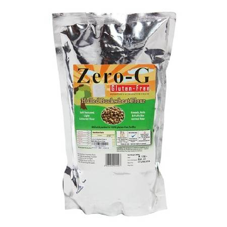 Zero G Gluten Free Hulled BuckWheat Flour (Kuttu)