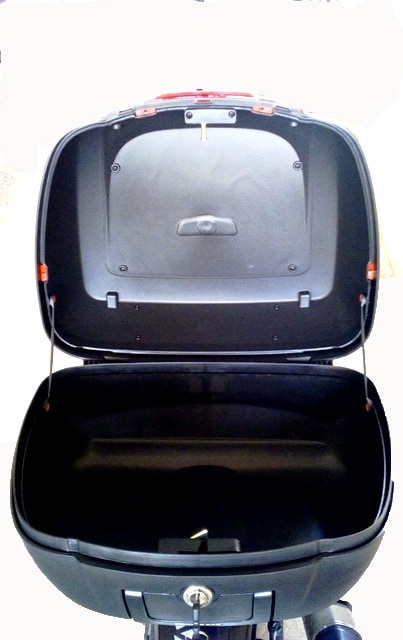 Universal Motorcycle Rear Top Box Tail Trunk Luggage Case