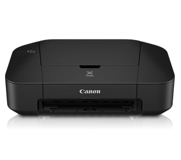 Canon IP2870S Single Function Color Inkjet Printer (Black)