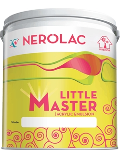 Nerolac Impression Hi Gloss Enamel Paint - Yellow (50 Ml)