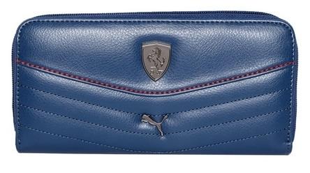 Puma Ferrari LS Women's Wallet One Size Blue [7394404]