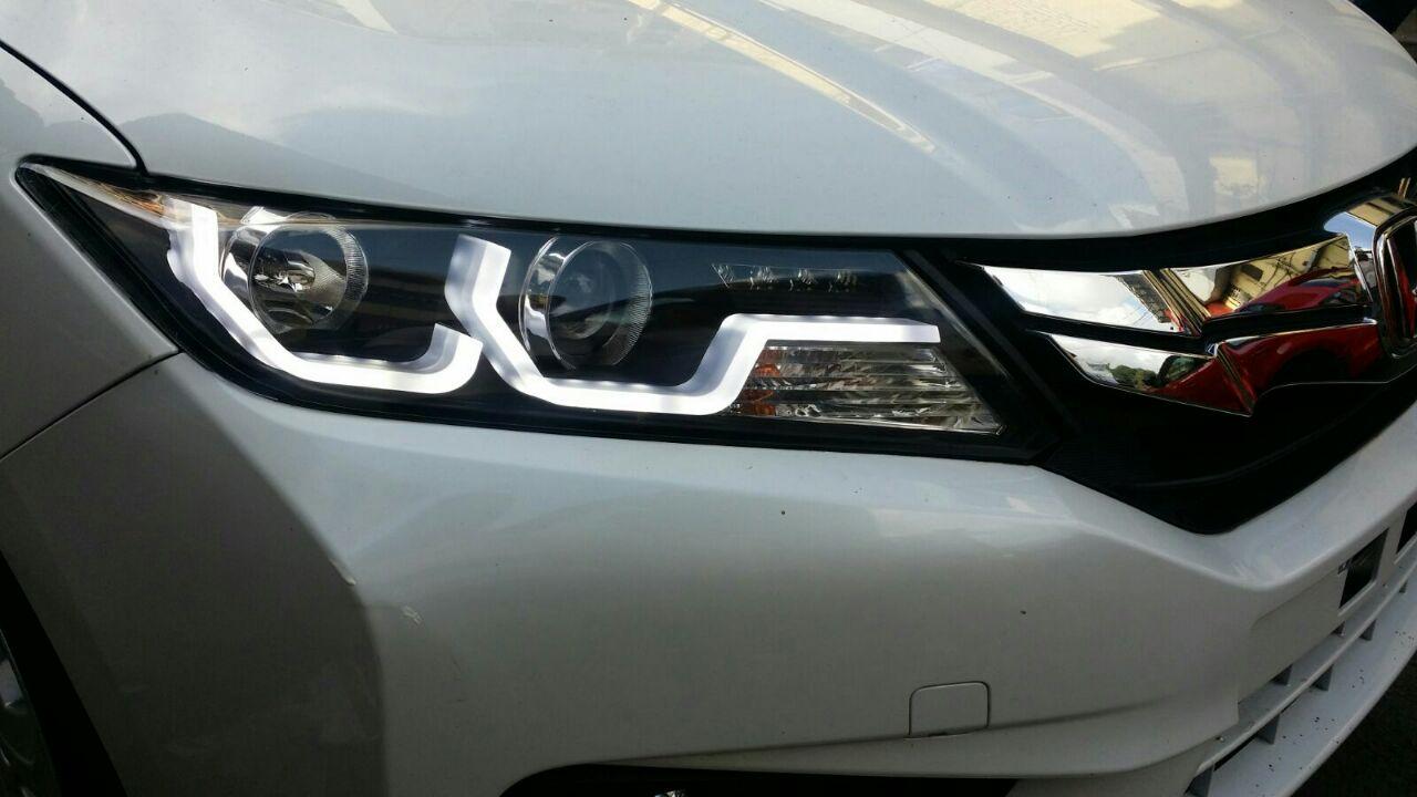 Honda City Headlamps