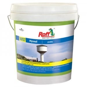 Roff Hyseal Water Proofing Chemical