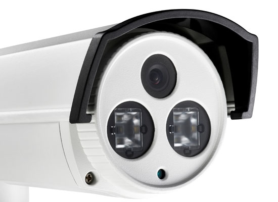 Hikvision 700TVL EXIR Bullet Camera [DS-2CC12A2P(N)-IT5]