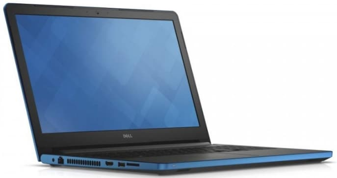 Dell 5559341TB2BLU 40 Cm (15.6) Blue Laptop (4 GB, 1 TB, Intel Core I3, Linux)