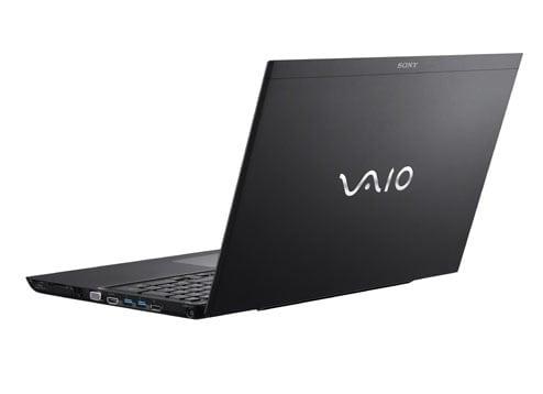 Sony S Series 39 Cm (15.5) Laptop Black [SVS15125CNB]
