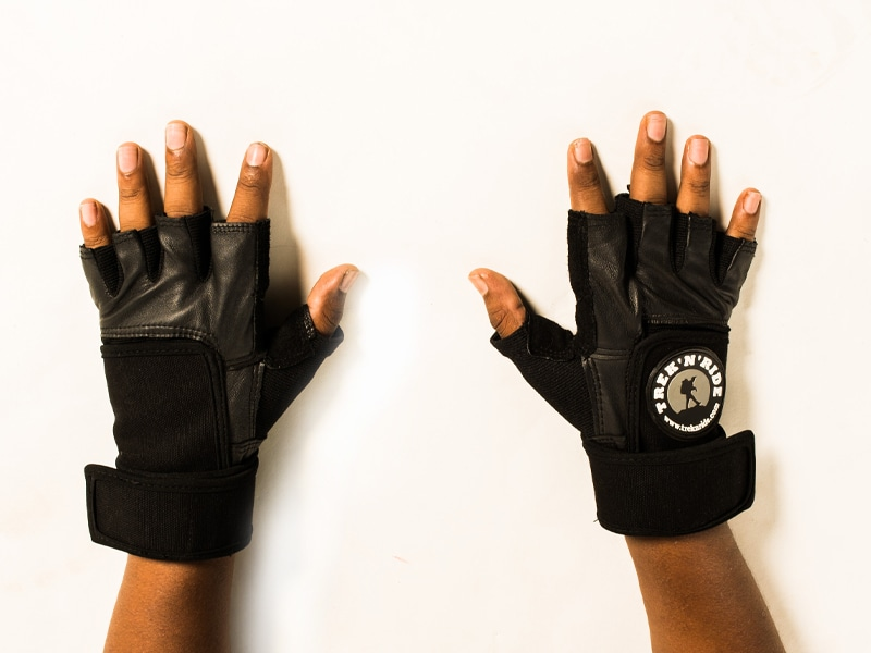 Weight Lifting Gym Gloves (M)