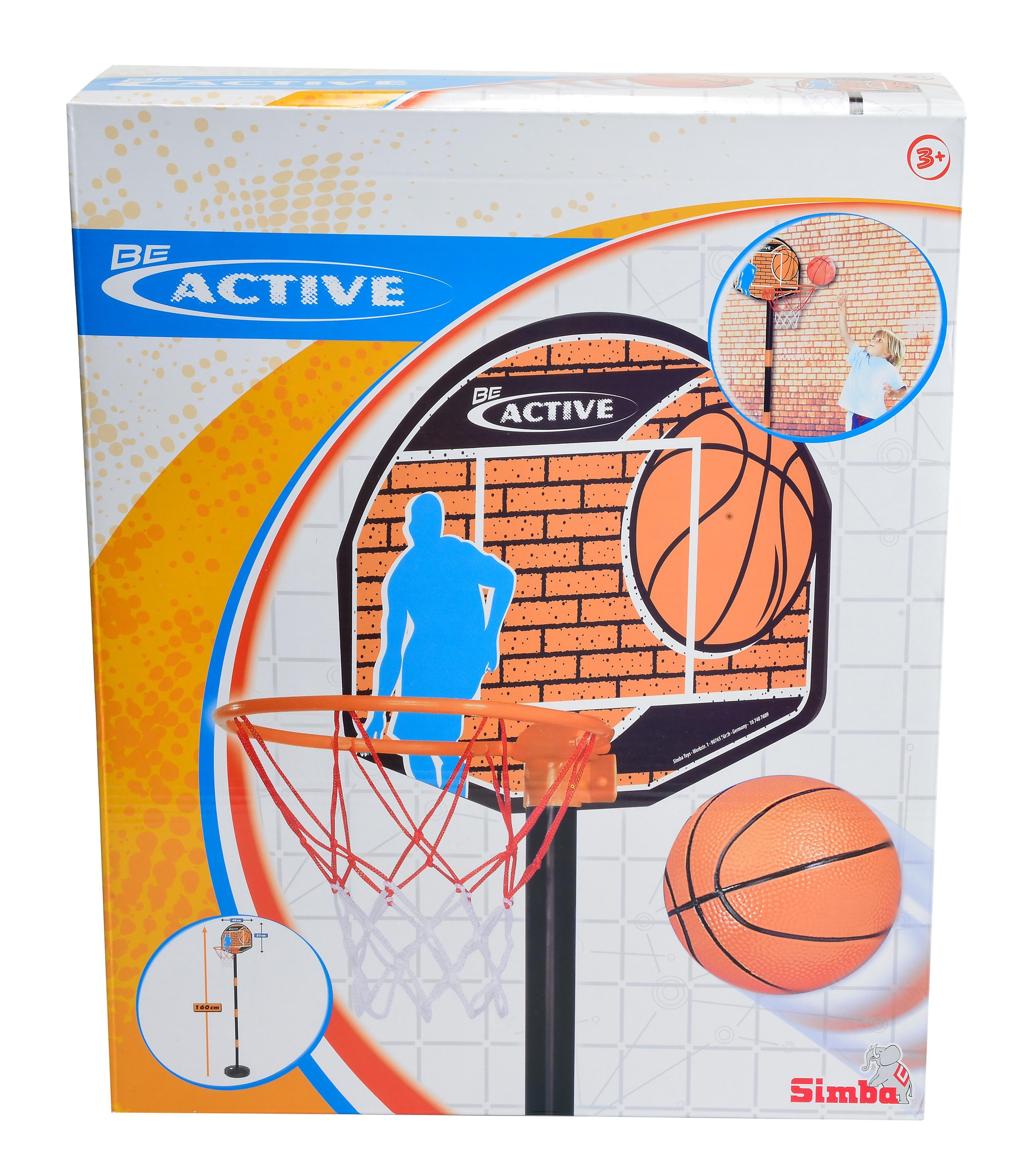 Simba Toy Basketball 7407609