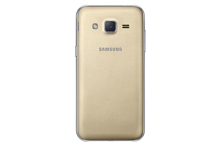Samsung Galaxy J2 J200G (8 GB, Gold)