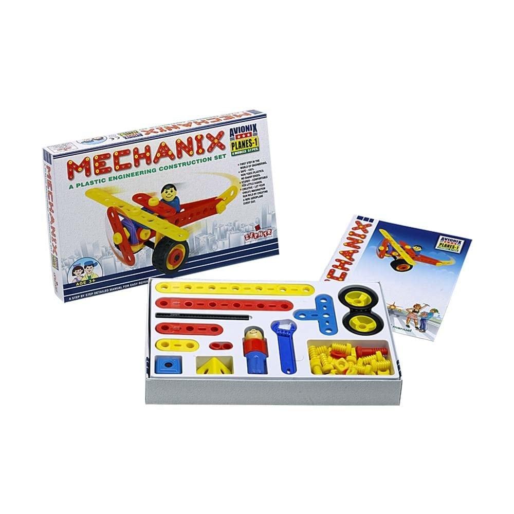 Zephyr Mechanix- Planes -1