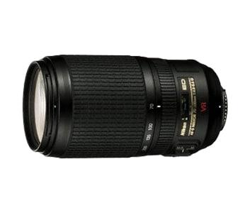 Nikon Camera Lens [AF-S VR Zoom-Nikkor 70-300mm F/4.5-5.6G IF-ED]