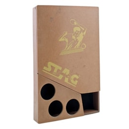 Stag Wooden Bat Case