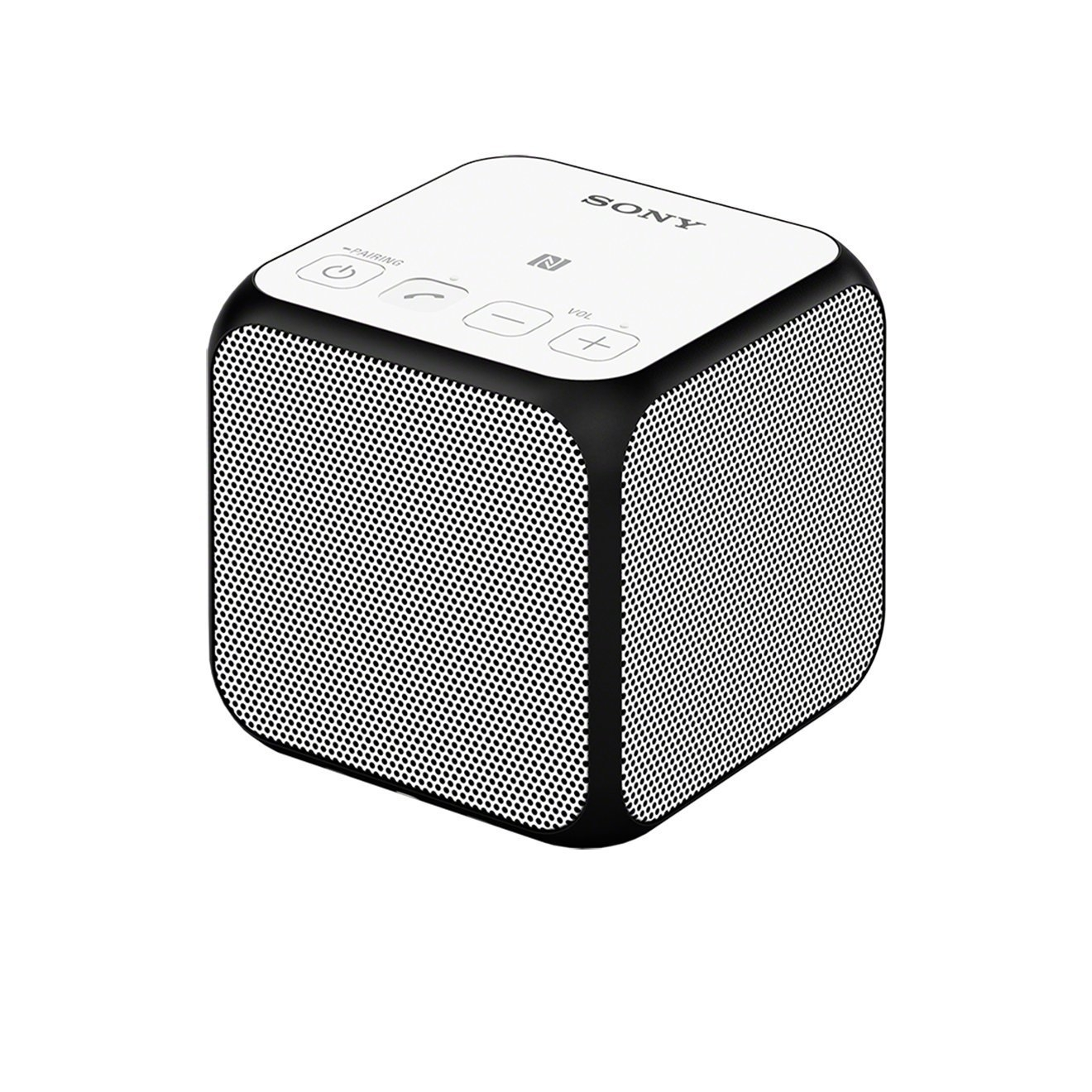 Sony Portable Bluetooth Wireless Speaker White [SRS-X11]