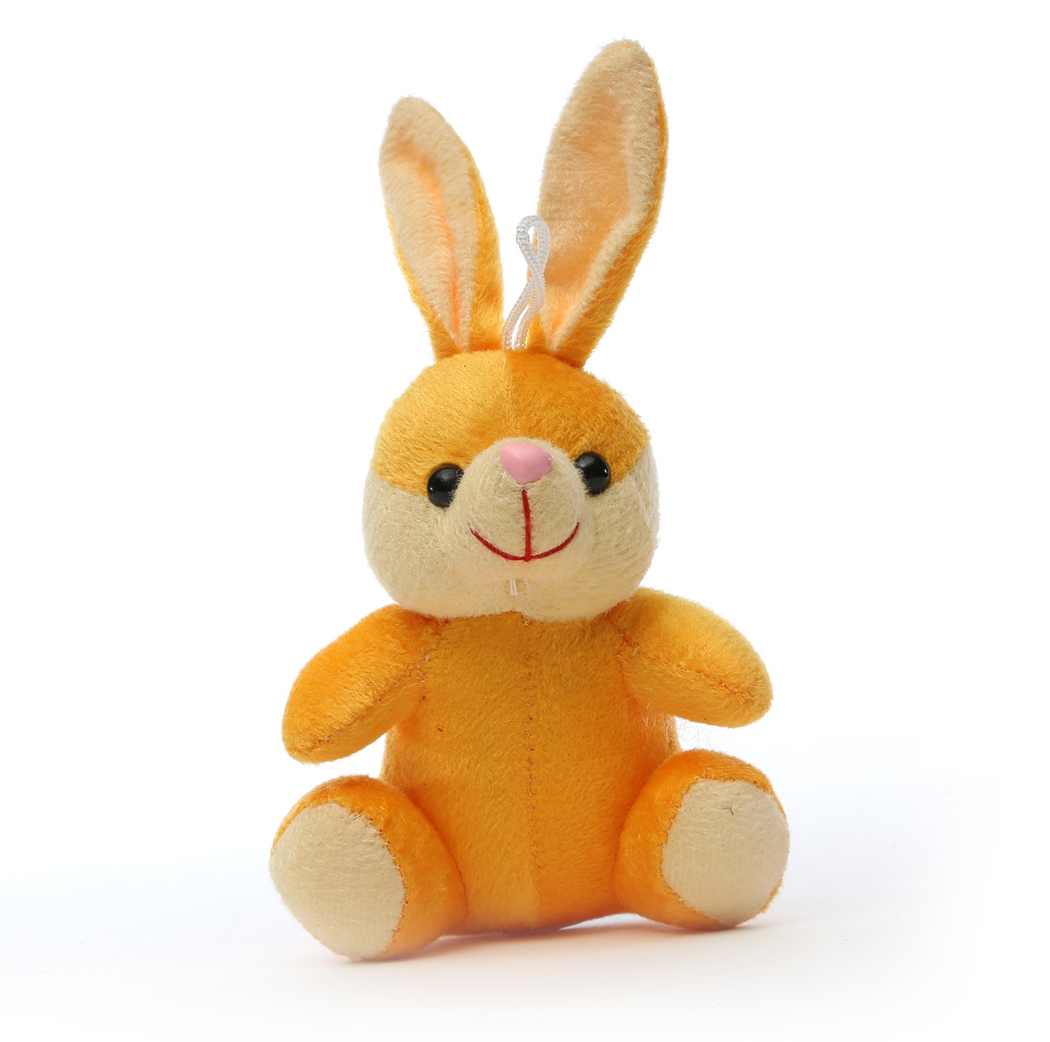 AT-1137-ASST COLOUR CARHANGING BUNNY11CM