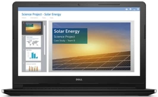Dell 3558I341TB2B1 40 Cm (15.6) Black Laptop (4 GB, 1 TB, Intel Core I3, 2 GB, Windows 10)