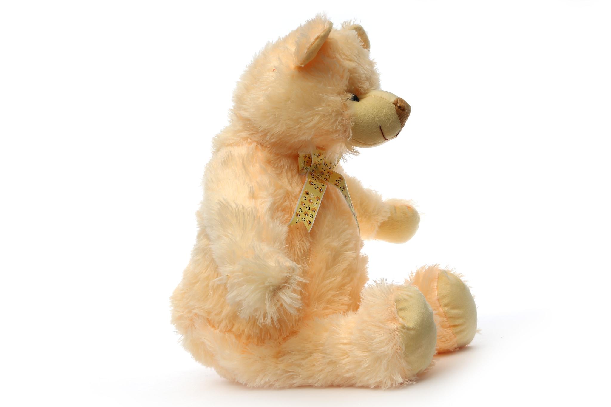 AT-1162-PEACH POLAR BEAR
