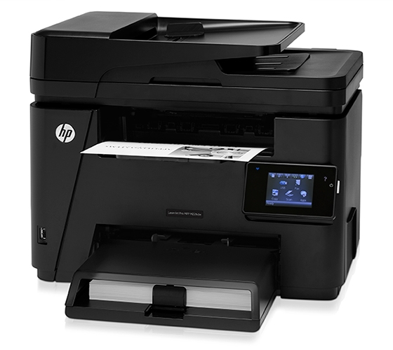 HP LaserJet Pro MFP M226dw Multi-Function Color Laser Jet Printer (Black)