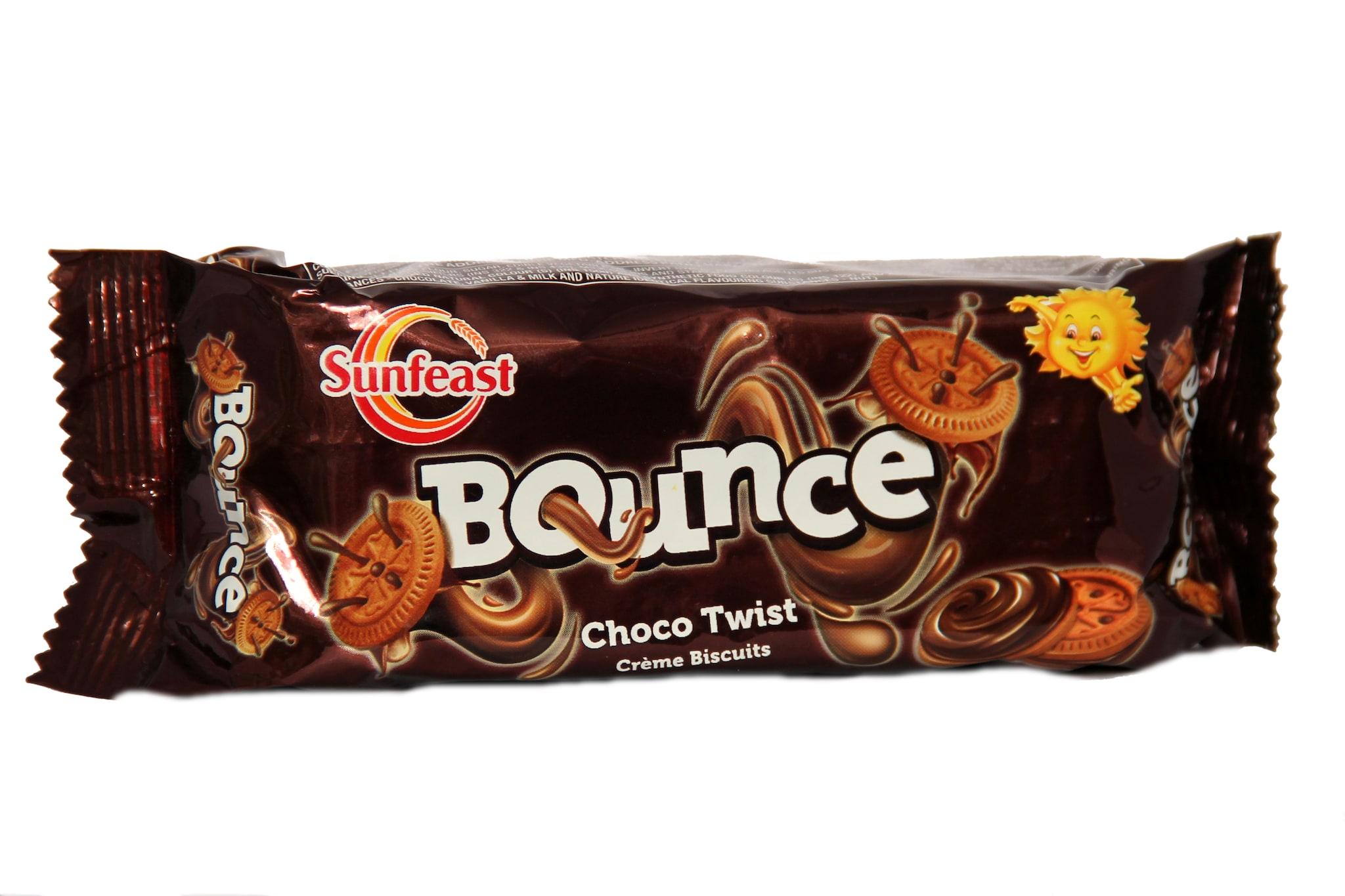Sunfeast Bounce Choco Cream Biscuit