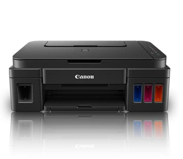 Canon PIXMA G3000 Refillable Ink Tank Printer