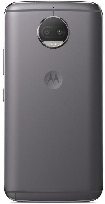 Moto G5s Plus (64 GB, Lunar Grey)