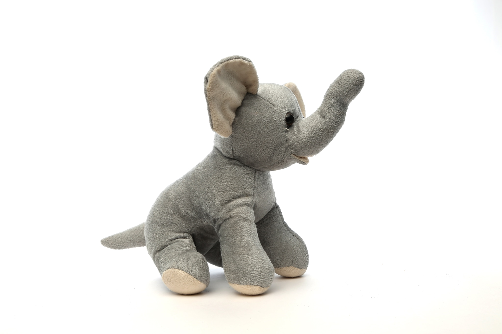 AT-1151-GREY MEDIUM ELEPHANT 25CM