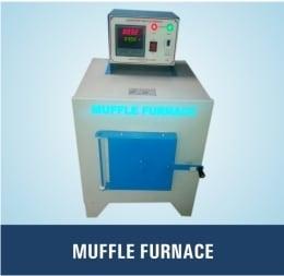 """MAXIMA - MUFFLE FURNACE  ( 9"""" * 4"""" * 4"""" ) (SLI-170) (T/L/MFR/MAX/1.1/001)"""