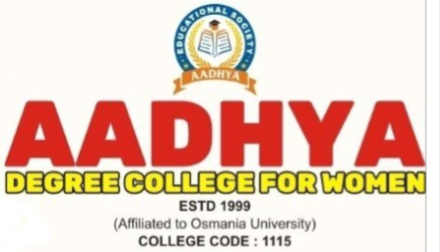 Aadhya Degree College For Women