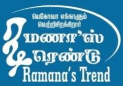 Ramana's Trend | Translation, Localization, Interpretation, Graphic Design, Logo Creation Services, Chennai, India
